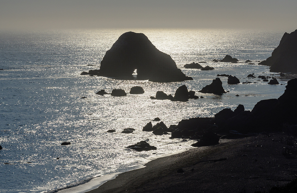 Sonoma Coast State Park, Jenner, California
