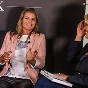 NLD/Amsterdam//20170509 - Boeklancering Dafne Schippers - Dafne Likes, Dafne Schippers en Antoinnette Scheulderman