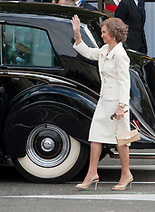 OCT 12 2012 Royals Solemn Act of Homage