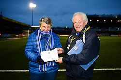 50/50 - Mandatory by-line: Dougie Allward/JMP - 07/12/2019 - FOOTBALL - Memorial Stadium - Bristol, England - Bristol Rovers v Southend United - Sky Bet League One