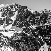 Mount Jackson in Glacier National Park.
