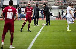 Robert Kranjec prior to the Football match between NK Triglav and NK Maribor in 25th Round of Prva liga Telekom Slovenije 2018/19, on April 6, 2019, in Sports centre Kranj, Slovenia. Photo by Vid Ponikvar / Sportida