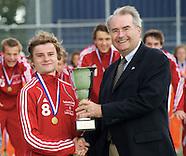 Final, Ceremony U18