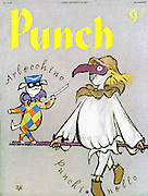 Punch cover 18 September 1958