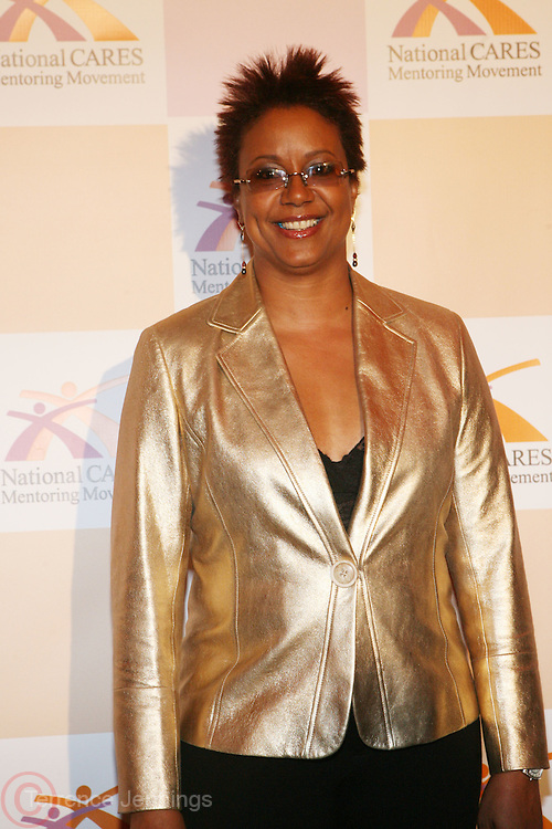 Harriett Cole at The National CARES Mentoring Movement Gala held at ESPACE on December 2, 2008 in NYC..National CARES is a mentor-recruitment movement that works ti fill the pipeline of youth-supporting organizations throughout the country with mentors. Its mission is to save a generation by outting a caring adult in the life of every at-risk child and those who have already fallen in peril.