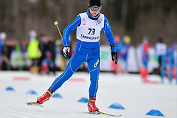 LIASHENKO Liudmyla, UKR at the 2014 IPC Nordic Skiing World Cup Finals - Sprint