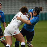20170225 Rugby, women's 6 nations : Inghilterra vs Italia