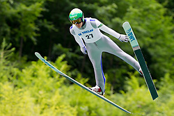 Antti Aalto from Finland during Ski Jumping Continental Cup Kranj 2018, on July 8, 2018 in Kranj, Slovenia. Photo by Urban Urbanc / Sportida