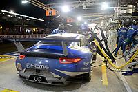 Christian Ried (DUE) / Wolf Henzler (DUE) / Joel Camathias (CHE) #78 KCMG Porsche 911 RSR, . Le Mans 24 Hr June 2016 at Circuit de la Sarthe, Le Mans, Pays de la Loire, France. June 18 2016. World Copyright Peter Taylor/PSP.