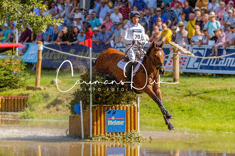 Townend Oliver, GBR, Cooley Master Class <br /> European Championship Eventing<br /> Luhmuhlen 2019<br /> © Hippo Foto - Stefan Lafrentz<br /> 31/08/2019
