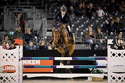 Devos Pieter, BEL, Claire Z<br /> Jumping Indoor Maastricht 2016<br /> © Hippo Foto - Dirk Caremans<br /> 12/11/2016