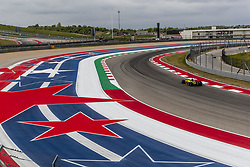 March 23, 2019 - Austin, Texas, U.S. - SEBASTIEN BOURDAIS (18) of France goes through the turns during practice for the INDYCAR Classic at Circuit Of The Americas in Austin, Texas. (Credit Image: © Walter G Arce Sr Asp Inc/ASP)