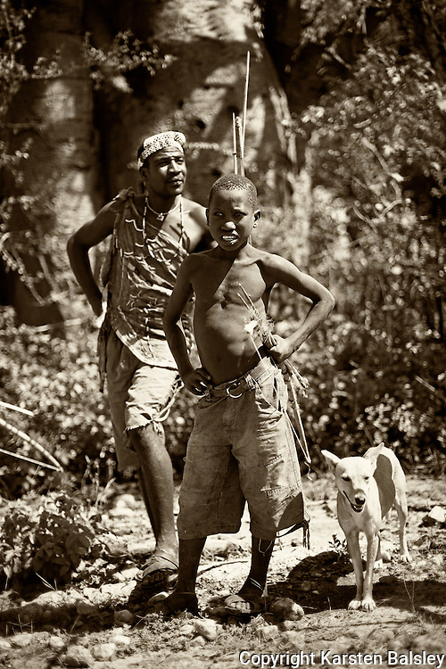 &ldquo;Hadzabe Bushmen&rdquo;                                          Tanzania<br />