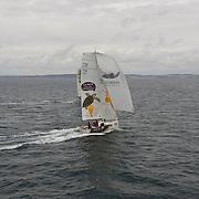 Mini Fastnet 2012 à Douarnenez