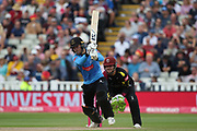 Sussex's Phil Salt during the Vitality T20 Finals Day semi final 2018 match between Sussex Sharks and Somerset at Edgbaston, Birmingham, United Kingdom on 15 September 2018.