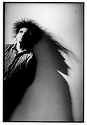 Robert Smith,Shoreditch, London 1985