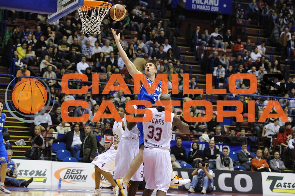 DESCRIZIONE : Milano Agos Ducato All Star Game 2011<br /> GIOCATORE : Jeff Viggiano<br /> SQUADRA : Italia Nazionale Maschile<br /> EVENTO : All Star Game 2011<br /> GARA : Italia All Star Team<br /> DATA : 13/03/2011<br /> CATEGORIA : Tiro<br /> SPORT : Pallacanestro<br /> AUTORE : Agenzia Ciamillo-Castoria/GiulioCiamillo<br /> Galleria : FIP Nazionali 2011<br /> Fotonotizia :  Milano Agos Ducato All Star Game 2011<br /> Predefinita :