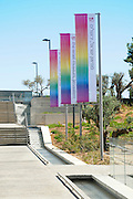 Israel, Jerusalem, Gay Pride week at the Israel museum