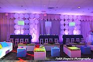 Decor - Bar Mitzvah and Weddings