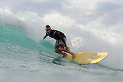 November 1st 2010: Dane Pioli free surfing at Makaha Oahu-Hawaii. Photo by Matt Roberts/mattrIMAGES.com.au
