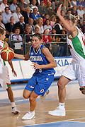 DESCRIZIONE : Ortona Italy Italia Eurobasket Women 2007 Bielorussia Italia Belarus Italy <br /> GIOCATORE : Francesca Modica <br /> SQUADRA : Nazionale Italia Donne Femminile <br /> EVENTO : Eurobasket Women 2007 Campionati Europei Donne 2007 <br /> GARA : Bielorussia Italia Belarus Italy <br /> DATA : 03/10/2007 <br /> CATEGORIA : Penetrazione <br /> SPORT : Pallacanestro <br /> AUTORE : Agenzia Ciamillo-Castoria/S.Silvestri <br /> Galleria : Eurobasket Women 2007 <br /> Fotonotizia : Ortona Italy Italia Eurobasket Women 2007 Bielorussia Italia Belarus Italy <br /> Predefinita :