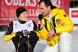 WICKER Anja, GER at the 2014 IPC Nordic Skiing World Cup Finals - Middle Distance
