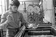 Parkin Silversmiths Ltd, Bowling Green Street Sheffield. 1985