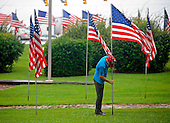 7.4.13-Flags at Bicentennial Park