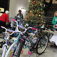 Aberdeen city employees coordinated an effort to provide for 100 children through this year's angel tree. Gifts were picked up by families last week ahead of Christmas. Additionally, people donated items for the residents of the Care Center of Aberdeen.