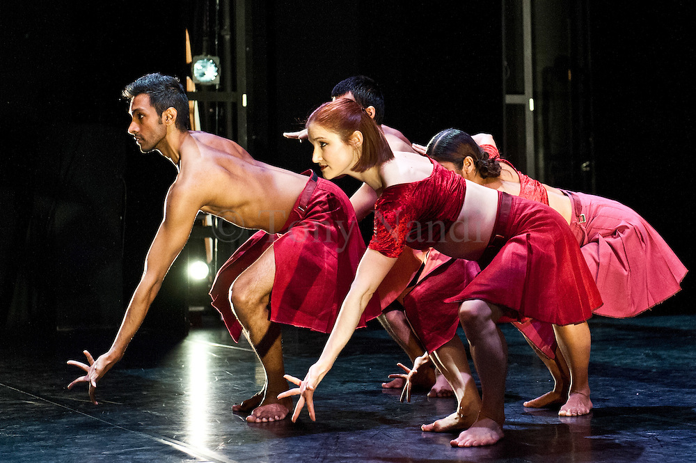 Shobana Jeyasingh Dances new double bill Classic Cut. Features Configurations, Jeyasinghs 1988 collaboration with Michael Nyman, and a new work, the Bollywood-inspired Dev Kahan Hai?/Where is Dev?. The Smith Quartet join the dancers on stage for Configurations.