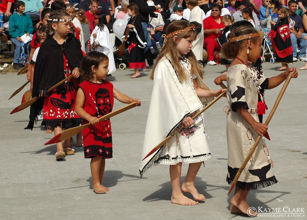Makah Days Annual Celebration Pow Wow, Neah Bay, Washington, United States