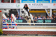 Vicky van de Poel - Faldo<br /> FEI World Breeding Jumping Championships for Young Horses 2016<br /> © DigiShots