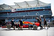 October 20, 2016: United States Grand Prix. Daniel Ricciardo (AUS), Red Bull
