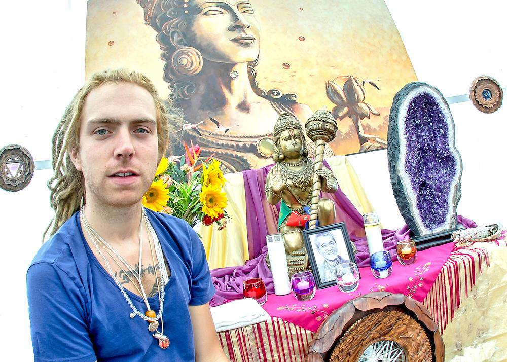 Hanuman Festival in Boulder, Colorado 2014
