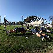 20171023 Rugby : Raduno nazionale italiana