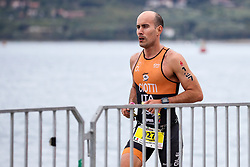 Emanuele Ciotti at Ironman 70.3 Slovenian Istra 2019, on September 22, 2019 in Koper / Capodistria, Slovenia. Photo by Matic Klansek Velej / Sportida
