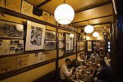 Yunangi restaurant.