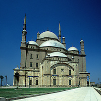 Mosque of Muhammed Ali - Cairo, Egypt