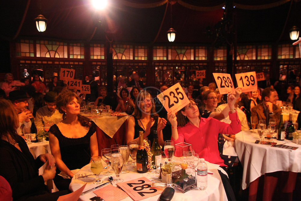 Book-It Repertory Theatre hosts Guilty Pleasures 2011 Auction & Gala at Teatro Zinzani.