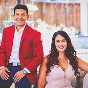 Emilio and Jennifer Leypon Portraits