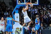 DESCRIZIONE : Eurolega Euroleague 2014/15 Gir.A Real Madrid - Dinamo Banco di Sardegna Sassari<br /> GIOCATORE : Gustavo Ayon<br /> CATEGORIA : Schiacciata Controcampo<br /> SQUADRA : Real Madrid<br /> EVENTO : Eurolega Euroleague 2014/2015<br /> GARA : Real Madrid - Dinamo Banco di Sardegna Sassari<br /> DATA : 05/11/2014<br /> SPORT : Pallacanestro <br /> AUTORE : Agenzia Ciamillo-Castoria / Luigi Canu<br /> Galleria : Eurolega Euroleague 2014/2015<br /> Fotonotizia : Eurolega Euroleague 2014/15 Gir.A Real Madrid - Dinamo Banco di Sardegna Sassari<br /> Predefinita :