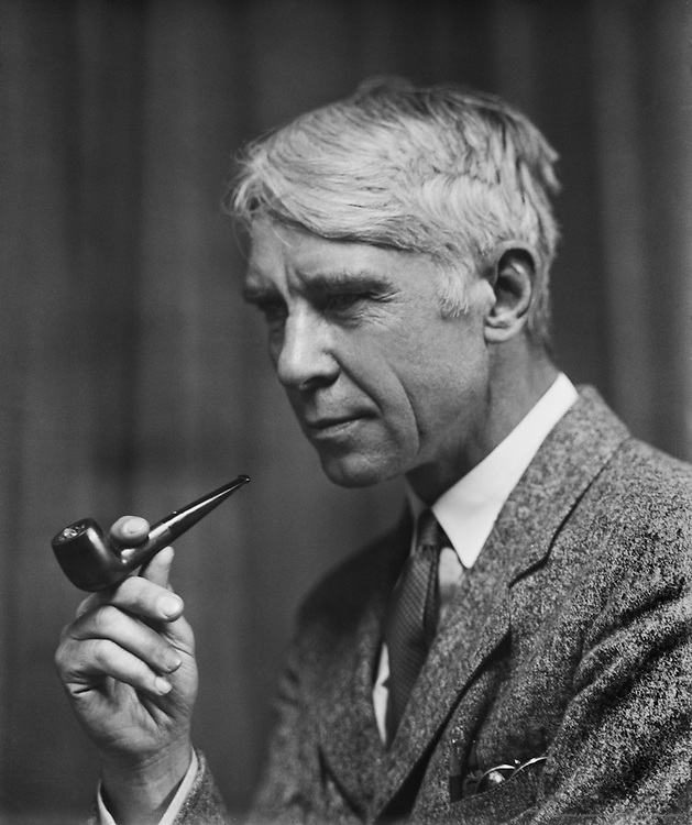 Carl Sandburg, American Poet and Author, 1927
