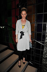 EMILIA FOX at the 2nd Rodial Beautiful Awards in aid of the Hoping Foundation held at The Sanderson Hotel, 50 Berners Street, London on 1st February 2011.