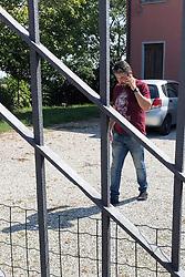 IL FIGLIO<br /> PIETRO CAROLLO MORTO VIRUS WEST NILE