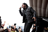 Sevendust in Chicago, IL on Sept. 18, 2011