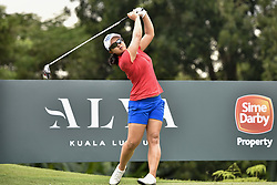 October 27, 2017 - Kuala Lumpur, Malaysia - Sei Young Kim of South Korea in action during day two of the Sime Darby LPGA Malaysia at TPC Kuala Lumpur on October 27, 2017 in Kuala Lumpur, Malaysia. (Credit Image: © Chris Jung/NurPhoto via ZUMA Press)