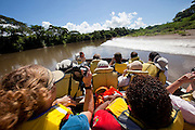 Sigatoka River Safari, jet boat tour, Viti Vevu, Fiji