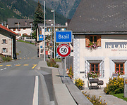 Brail is a municipality near Zernez in the Swiss canton of Graubünden. in the Inn Valley