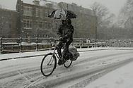27 DEC 2005: Street scenes in Amsterdam, The Netherlands. ©2005 Brett Wilhelm/Brett Wilhelm Photography | www.brettwilhelm.com