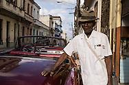 Cuba. Habana centro. La Habana city center.    La Habana - Cuba   /  La Havane centro  La Havane - Cuba   V211